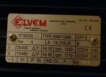محركات صناعية صناعة ايطالية