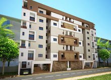شقق للبيع  طريق الشوك  بدروم تحت العمارة مولد الأصتصار مساحة 170  0910464544
