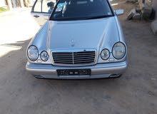 Gasoline Fuel/Power   Mercedes Benz E 240 2000