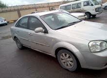 Silver Daewoo Lacetti 2007 for sale