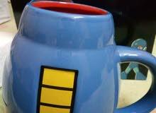 أكواب ميقا مان megaman buster mug جديدة بكرتونها