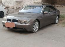 190,000 - 199,999 km BMW 745 2003 for sale