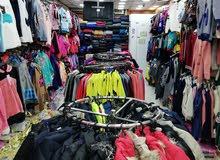 محل تجاري للبيع وسط سوق صويلح قرب بنك الإسلامي  يصلح لكافه الأعمال التجاريه