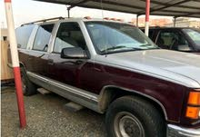 Used condition GMC Suburban 1995 with +200,000 km mileage