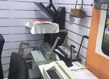 محل طباعة وتصوير للبيع - الفروانية