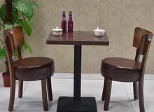 طاولات وكراسي  للمطاعم الفنادق الكافيه