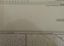 أرض للبيع غرب عمان البحاث حوض الطبقة بين فلل وقصور من المالك