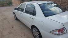 White Mitsubishi Lancer 2014 for sale