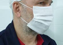 كمامات طبية تركية Disposable medical face masks