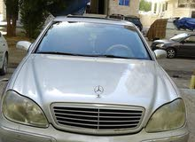 Automatic Silver Mercedes Benz 2000 for sale