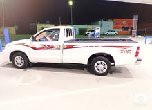 Per Daily rental 2015ManualHilux is available for rent