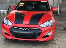 For sale Hyundai Genesis car in Benghazi