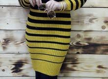 فستان بينسل
