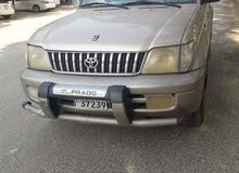 Toyota Prado car for sale 2002 in Al Jahra city