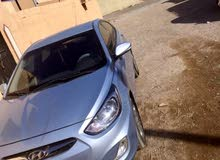 Gasoline Fuel/Power   Hyundai Accent 2013