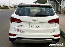 km mileage Hyundai Santa Fe for sale