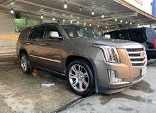 Gasoline Fuel/Power   Cadillac Escalade 2016
