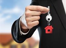 للايجار شقة سكن عمال في قلالي