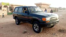Toyota Land Cruiser car for sale 1992 in Ajdabiya city