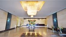 مكتب للإيجار من المعني مباشرة، الموقع مجمع الحسيني الدوار السابع الطابق الاول