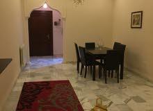 شقه طابق ثاني للايجار في الاردن - عمان - عبدون بمساحه 135م