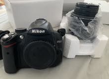 nikon D5000 for sell perfect condition