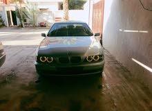 For sale BMW 520 car in Tripoli