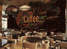 انشاء المطاعم والمحال التجارية تصاميم داخلية ديكورات