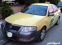 Automatic Nissan Sunny 2010
