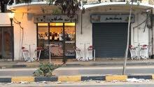 مقهى ومطعم للإيجار