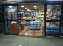 محل للبيع في عبين