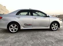 Used condition Toyota Corolla 2013 with  km mileage