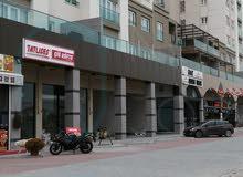 محلات في مشروع استثماري في اسطنبول عائد ايجار مرتفع