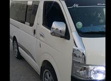 For rent 2009 Toyota Hiace