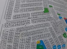 نص ارض للبيع في حي الزمرد في جدة