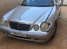 Used condition Mercedes Benz E 280 2002 with  km mileage