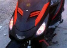 Used Aprilia motorbike made in 2003 for sale