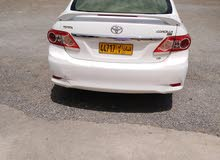 2013 Used Corolla with Manual transmission is available for sale