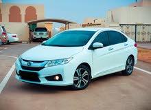 Lady Driven Full Option Honda City 2014 GCC Specs