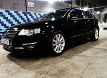 Black Volkswagen Passat 2007 for sale