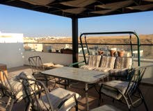 Duplex Roof with large terrace for rent in Dair Ghbar