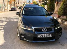 Black Lexus CT 2011 for sale