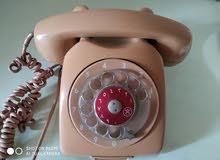تلفون قرص من الزمن الجميل
