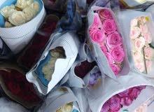 جميع أنواع الورد والزهور