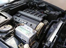 Black BMW 520 1991 for sale