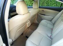 Gasoline Fuel/Power   Lexus ES 2010