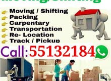 q moving shifting packing carpenter tranasport and more details please call