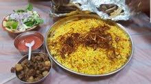 طباخ محترف مأكولات عمانية و سعودية و خليجية والخ.....
