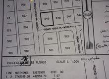 ارض سكنيه بالعقر خلف الكليه التقنيه وجنب المسجد الذي يبنى حاليا