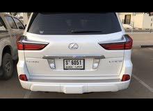 Lexus LX 2016 - Used